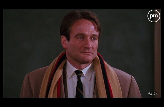 """""""Le Cercle des poètes disparus"""", plus gros succès en France de Robin Williams"""