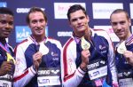 Audiences : Pas de vagues pour les championnats d'Europe de natation