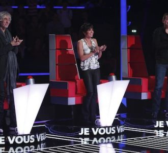 Garou, Jenifer et Louis Bertignac en interview sur...