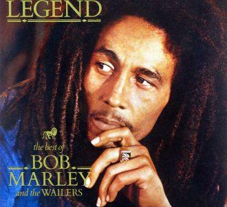 5. Bob Marley - 'Legend'