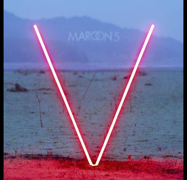 """1. Maroon 5 - """"V"""""""