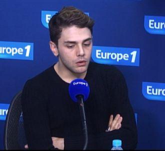 Xavier Dolan ne veut plus parler d'Eric Zemmour