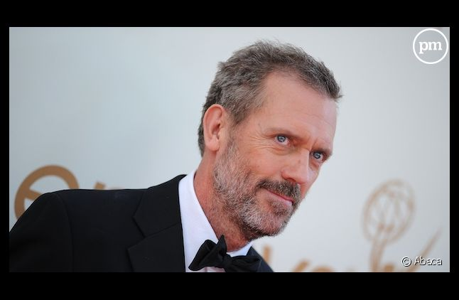 Hugh Laurie de retour à la télé