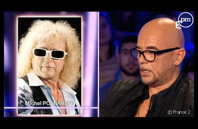 """Pascal Obispo évoque Michel Polnareff dans """"ONPC"""""""