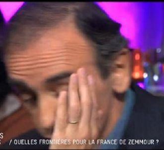 Eric Zemmour et Mazarine Pingeot s'écharpent