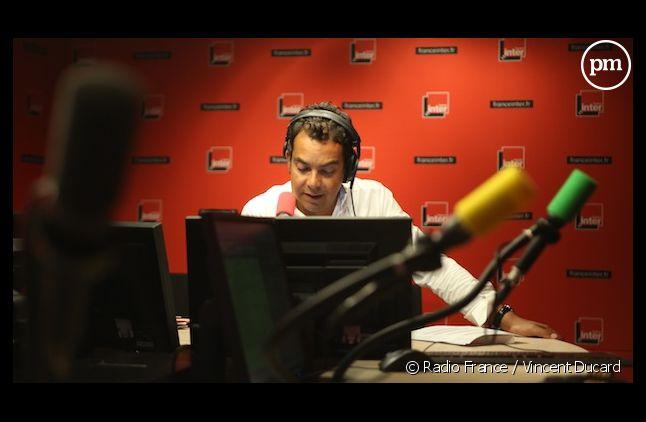 Patrick Cohen présente la première matinale de France