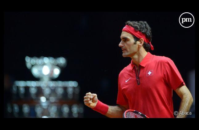 Roger Federer a emporté ce week-end la Coupe Davis