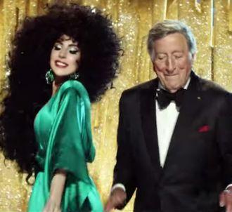 Lady Gaga et Tony Bennett pour H&M