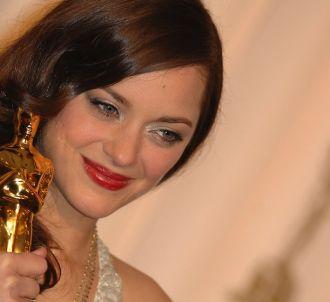 Marion Cotillard de retour aux Oscars