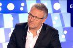 """Attaque contre """"Charlie Hebdo"""" : Michel Onfray regrette que les médias n'aient été """"que dans l'émotion"""""""