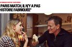 """Faux couple Francis Huster-Gaia : """"Paris Match"""" prend la parole"""