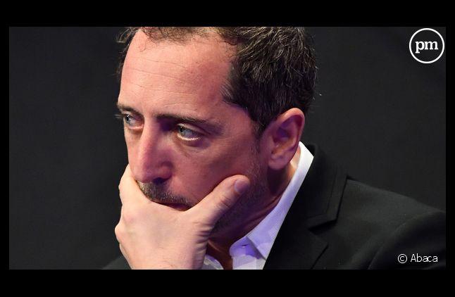"""Le nom de Gad Elmaleh dans le fichier HSBC révélé par """"Le Monde""""."""