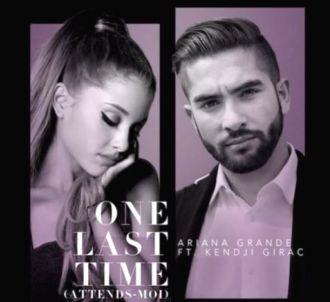 Kendji Girac & Ariana Grande - 'One Last Time...