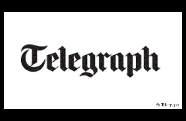 """Logo du """"Telegraph"""""""