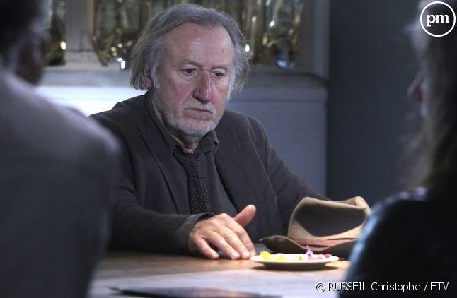 """Jean-François Balmer trouve """"Boulevard du palais"""" """"trop noir"""""""