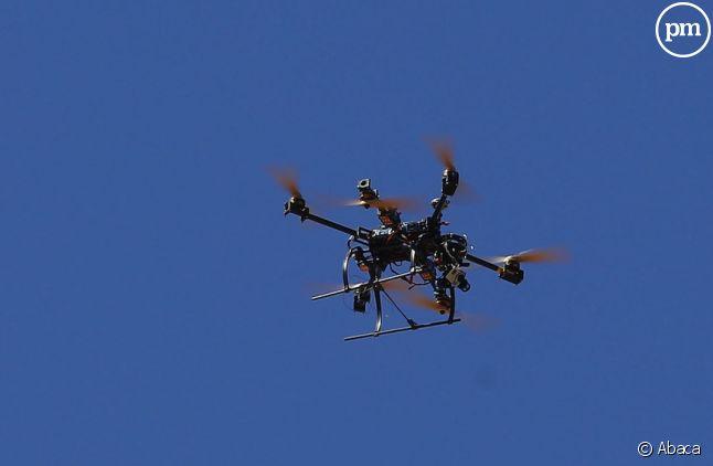 Les vols de drone sont interdit à Paris