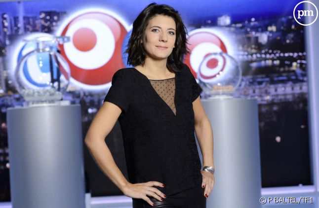 Estelle Denis arrive sur NT1