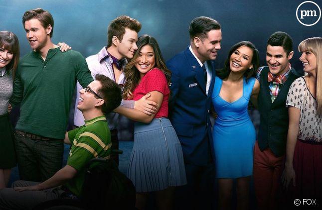 """Léger regain pour le final de """"Glee"""""""