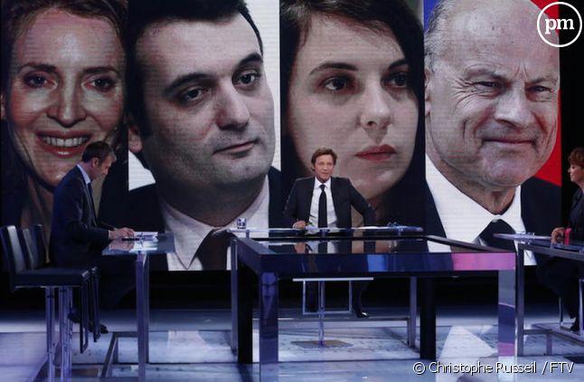La soirée électorale de France 2
