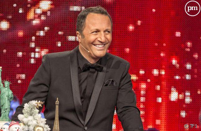 Arthur prépare une émission de parodies pour TF1
