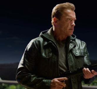 Arnold Schwarzenegger dans 'Terminator : Genisys'