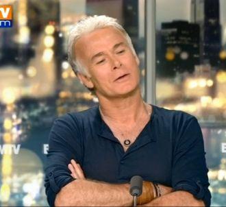 Franck Dubosc face à Nathalie Lévy