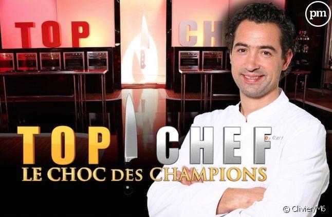 """Pierre Augé dans """"Le Choc des champions"""" de """"Top Chef"""""""