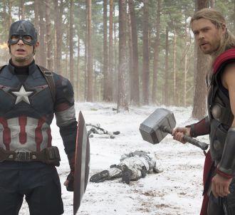 'Avengers : L'ère d'Ultron' démarre en tête des premières...