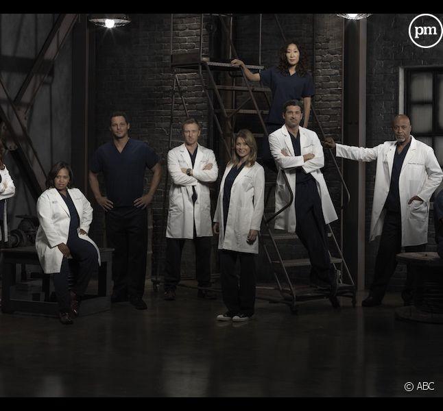 """L'un des personnages principaux de """"Grey's Anatomy"""" a quitté la série"""