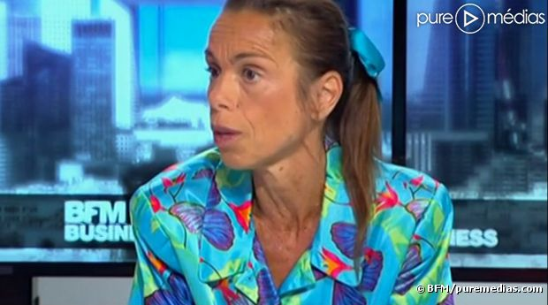 Agnès Saal, ex-présidente de l'INA.