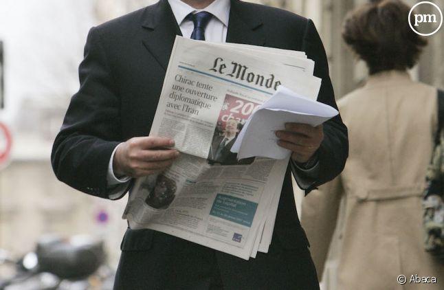 """A 2,20€, """"Le Monde"""" est le quotidien le plus cher de France"""