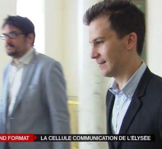 Gaspard Gantzer, Chef de la communication de François...