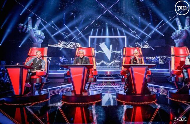 """Les coachs de """"The Voice"""" UK saison 4"""