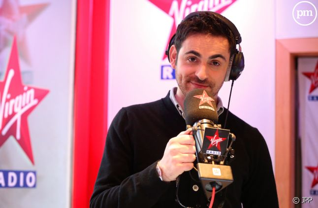 Camille Combal en forte hausse sur Virgin Radio
