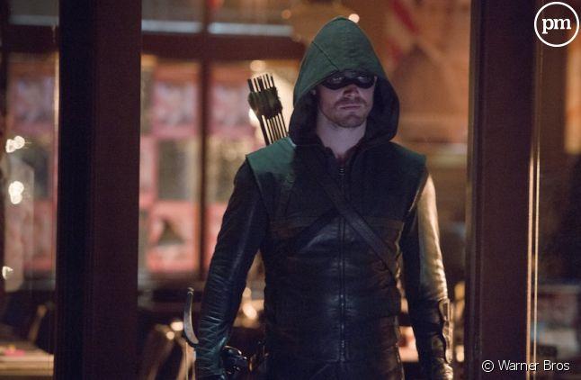 """""""Arrow"""" a-t-il gardé la tête des audiences ?"""