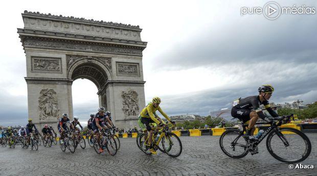 L'édition 2015 du Tour de France en hausse sur France Télévisions