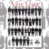 Bill Cosby : 35 victimes présumées en Une du