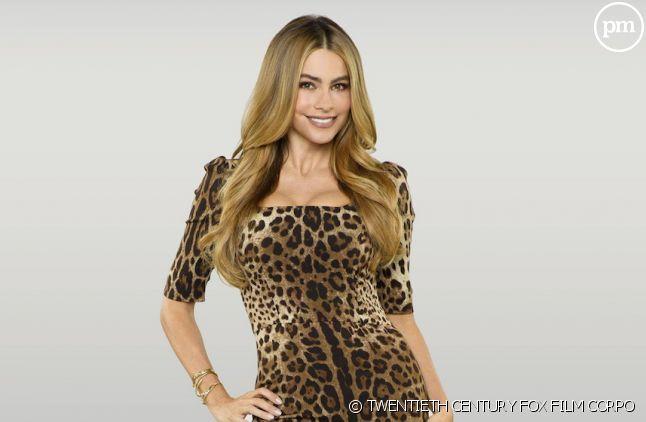 Sofia Vergara reste l'actrice de série la mieux payée