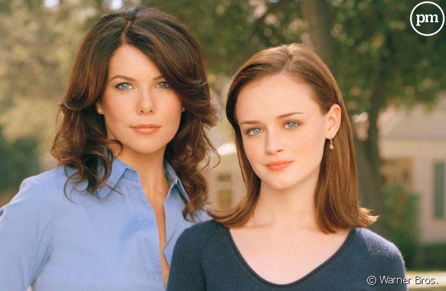 """""""Gilmore Girls"""" de retour sur Netflix"""