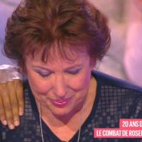Roselyne Bachelot très émue dans