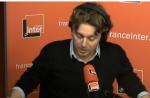 Agacé par Gilbert Collard, Alex Vizorek interrompt sa chronique sur France Inter