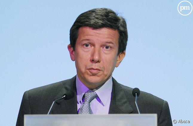 Gilles Pélisson, nouveau PDG de TF1.