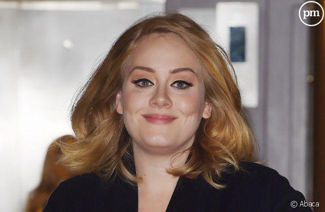 Adele bat le record de streaming au Royaume-Uni