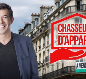 Stéphane Plaza présente 'Chasseurs d'appart''
