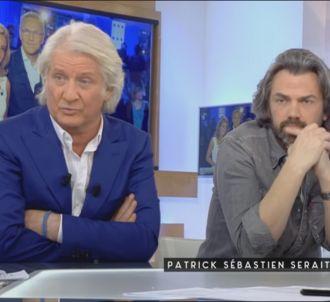 Patrick Sébastien dans 'C à vous'