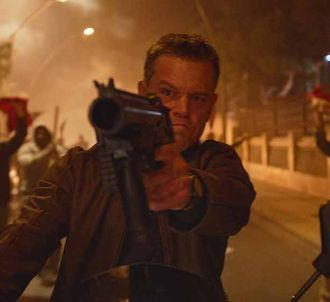 Matt Damon redevient 'Jason Bourne'