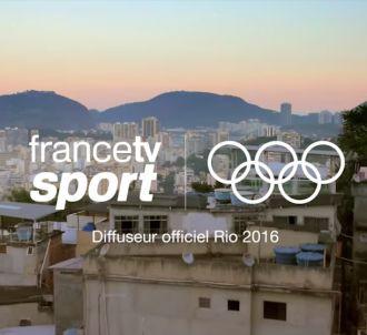 France Télévisions va largement couvrir les JO 2016