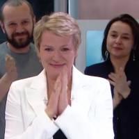 Elise Lucet très émue pour ses adieux au 13 Heures de France 2