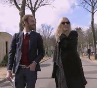 Patti Smith fait des confidences à Augustin Trapenard...