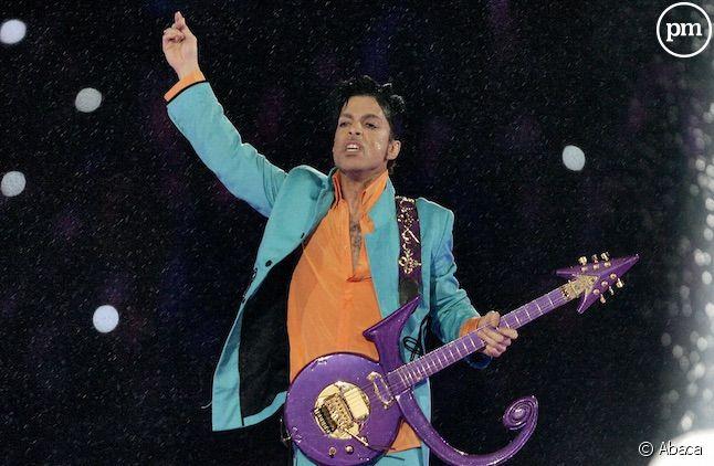 Prince très présent dans les charts français